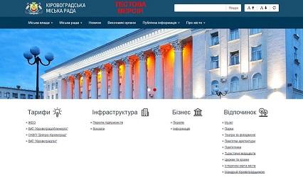 Кіроворадська міська рада